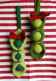 peas in a pod ornament pea pod ornaments would be great for project 1 food security