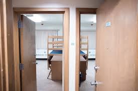 walsh hall residence halls housing student life und