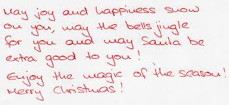 write christmas card christmas lights decoration