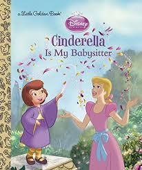 image cinderella babysitter golden book jpg