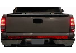 Truck Bed Light Bar Trailfx Led Tailgate Light Bar Autotrucktoys Com