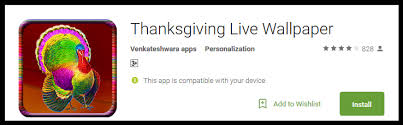 best thanksgiving apps for android to make vacations productive