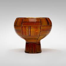 Vase Design 37 Ercole Barovier Tessere Ambra Vase U003c Design Masterworks 19