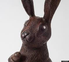 easter chocolate bunny world s most extravangant easter bunny is worth 49k has