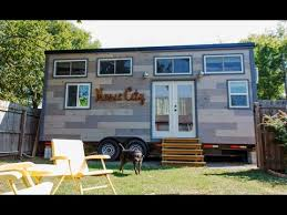 the music city tiny house by tennessee tiny homes youtube