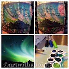art with a point northern lights custom tattoo studio