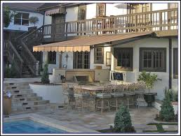 patio retractable awning ideas patios home decorating ideas
