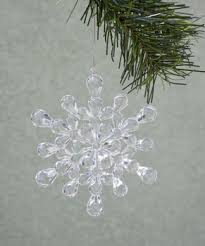 acrylic snowflakes ornament buy clear acrylic ornaments acrylic