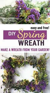 spring wreaths for front door how to make outdoor spring wreaths for a front door christ