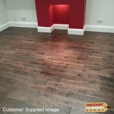 Hand Scraped Oak Laminate Flooring Platinum Series Solid Oak Uv Regal 120mm Wooden Flooring