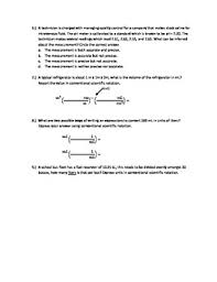 naming ionic compounds general science questions unit conversions