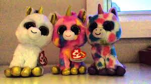 beanie boo music vid space unicorn holiday