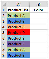 how to get color of the cell using vba in microsoft excel 2010