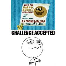 Challenge Excepted Meme - challenge accepted know your meme polyvore