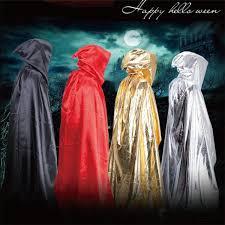 Carnival Halloween Costumes Adults Carnival Halloween Death Cloak Hoodie Cape Devil Wizard