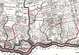 Map Of Philadelphia Airport How Philly Got Its Shape Hidden City Philadelphia