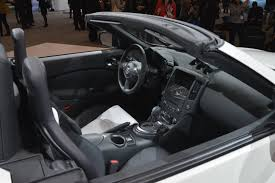 nissan 370z interior the nissan 370z nismo roadster concept is an easy decision