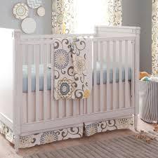 Nursery Crib Bedding Sets by Trendy Neutral Crib Bedding Sets Today All Modern Home Designs