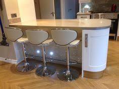 lombardy kitchen breakfast bar stool purple padded seat 吧椅
