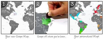 Personalized World Map by Amazon Com Scrape Map World Map Personalized Scrape Off Map