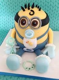 minion baby shower ideas baby showers cakes minion cakes and ideas images baby cake