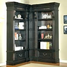 Corner Bookcase Units Industrial Corner Shelf Realvalladolid Club