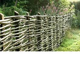 Simple Garden Fence Ideas Low Garden Fencing Decorative Garden Fencing Ideas Low Height