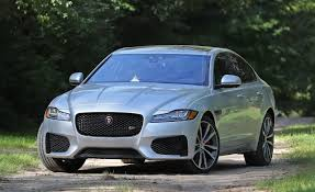 jaguar 2017 jaguar xf s awd test u2013 review u2013 car and driver