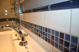 Glass Mosaic Border Tiles