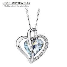 designer modeschmuck shop neoglory österreich kristall strass liebe herz