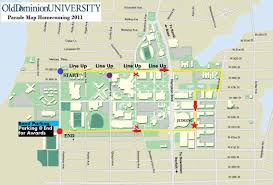 Ups Route Map by Odu Parade Route Map Nansemond River High Bands