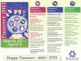 passover programs passover programs seders and services