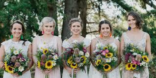 kelly u0026 michael u0027s colourful garden party wedding nouba com au
