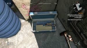 dying light locate the korek machete blueprint shacknews