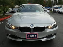 bmw 3 series price 2014 used 2014 bmw 3 series for sale spokane wa
