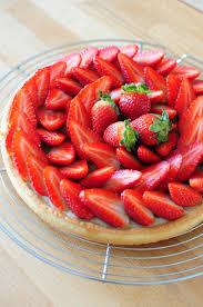 blogs recettes cuisine tarte aux fraises de cuisine créative recettes popotte de