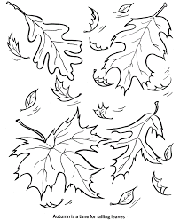 coloring page of fall fall coloring pages getcoloringpages com