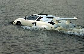 amphibious dodge truck hms countach amphibious lambo up for sale on ebay by car magazine