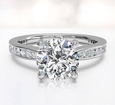 different types of wedding rings the different types of engagement ring setting black diamond ring