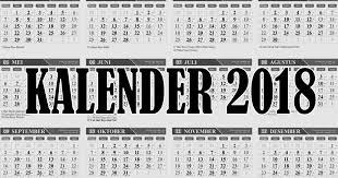 Kalender 2018 Hari Raya Idul Fitri Kalender 2018 Indonesia Lengkap Pdf 100 Images 10 Desain