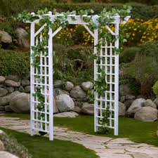 wedding arches square wayside fence company bay shore ny arbors pergolas