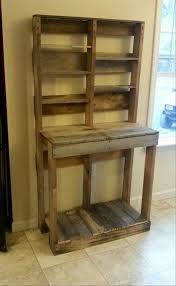 Wood Bakers Rack 50 Best Diy Wood Pallet Project Ideas Images On Pinterest