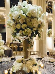 White Floral Arrangements Centerpieces by Nfl Tight End Owen Daniels U0027 Houston Wedding Inside Weddings