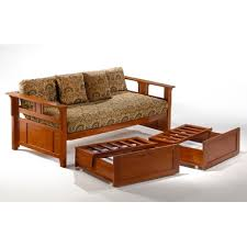 buy ferguson daybed with drawers color white