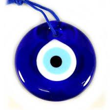 evil eye charm large
