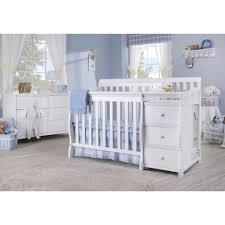 Mini Convertible Cribs by Sorelle Cribs Sorelle City Lights Convertible Two Tone Crib