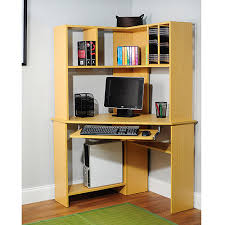Solid Wood Corner Desk With Hutch Stunning Computer Corner Desk With Hutch Amish Corner Computer