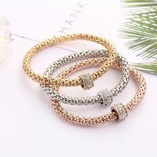 fashion bracelet sets images Crystal shambala ball charm bracelets sets for women fashion jpg