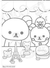 san coloring cute kawaii blog kawaii cute
