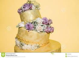 golden wedding cakes modern wedding cakes for the decorations for golden